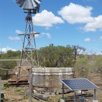 Solar for Windmill Replacement